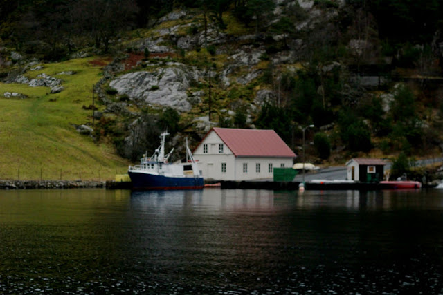 Cruise Around the Norwegian Fjords
