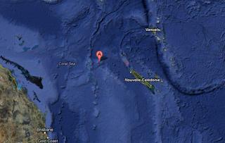 Το νησί που υπάρχει μόνο στους χάρτες