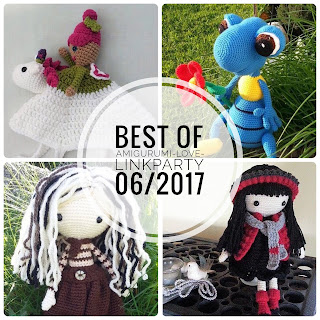 best of Amigurumi-Love-Linkparty #06/2017