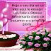 Mensagem de Aniversário