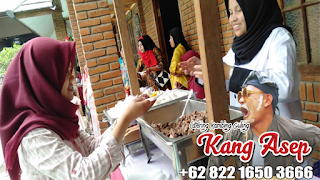 stall catering ciwidey