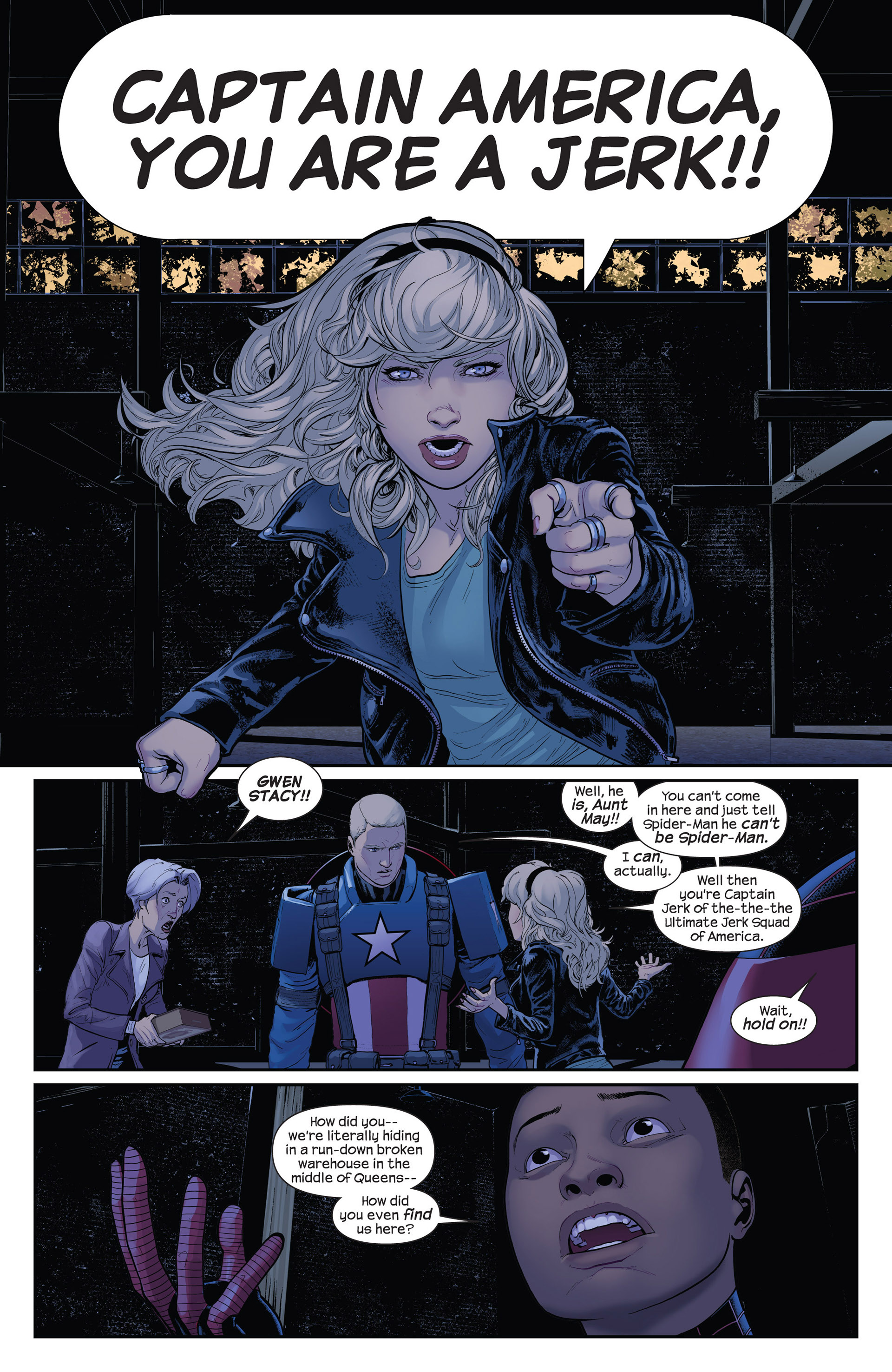 Read online Ultimate Comics Spider-Man (2011) comic -  Issue #14 - 4