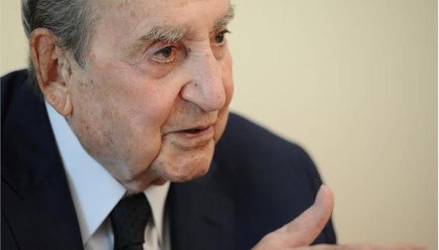 Πολιτικό μνημόσυνο του Κωνσταντίνου Μητσοτάκη στη Συνεδρίαση του Περιφερειακού Συμβουλίου Πελοποννήσου