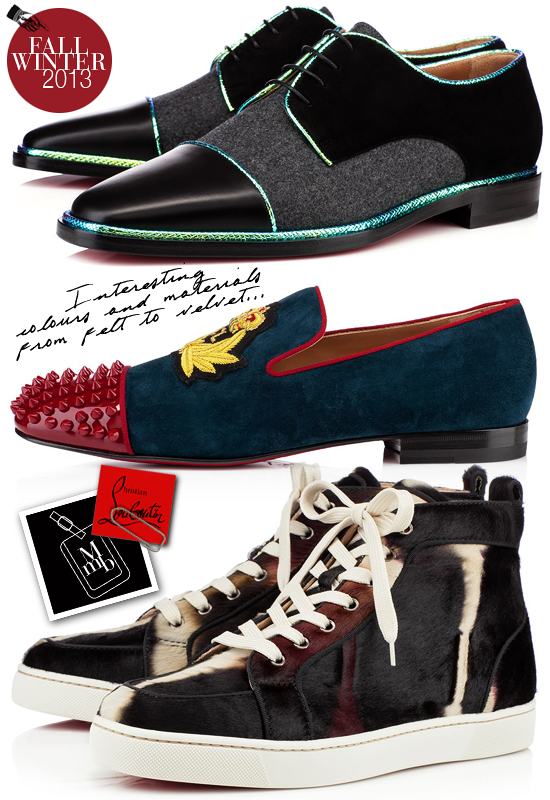 bf7c39102a6dab Christian Louboutin Fall Winter 2013 Mens Shoes (Part 2)