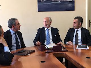 I porti siciliani fanno rete