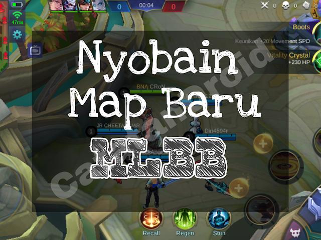 main di map baru mobile legends bang bang
