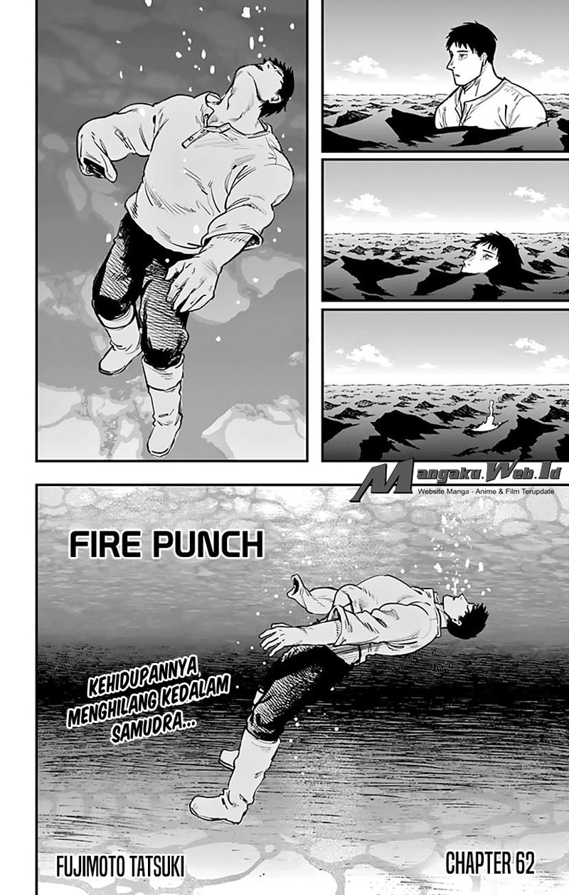 Fire Punch Chapter 62-1
