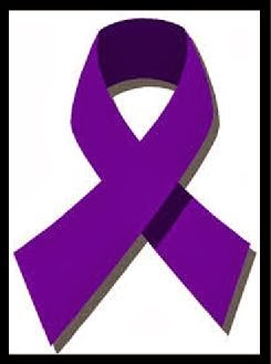 Colitis and Me Find your meaningLavender Cancer Ribbon Meaning