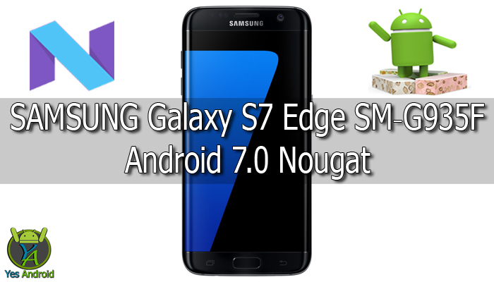 Download G935FXXU1DPLT | Galaxy S7 Edge SM-G935F