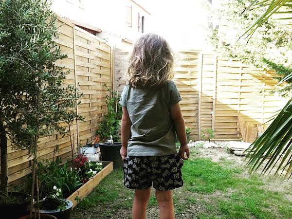 Tout mon espoir dans un jardin !
