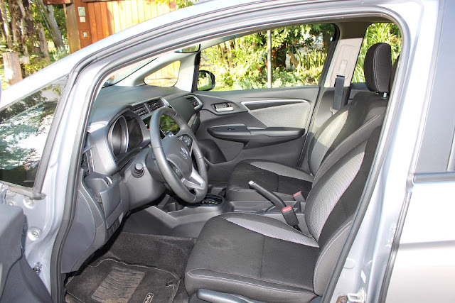 Honda WR-V 2018 - interior