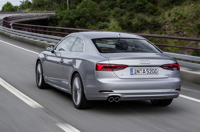 2016 Audi A5 Prices, Specs and Release Date