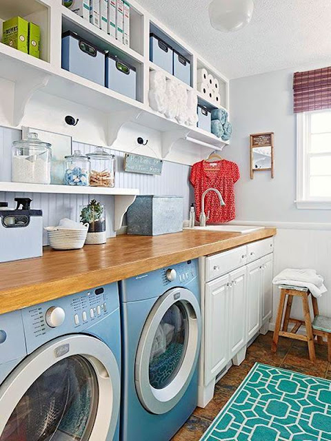 Ideas For a Zone of Washing With Style 11