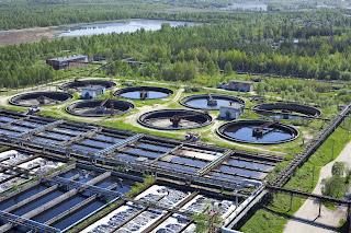 Ivóvízkezelés, szennyvíztisztítás