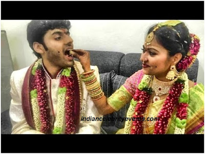 Suhasini wedding