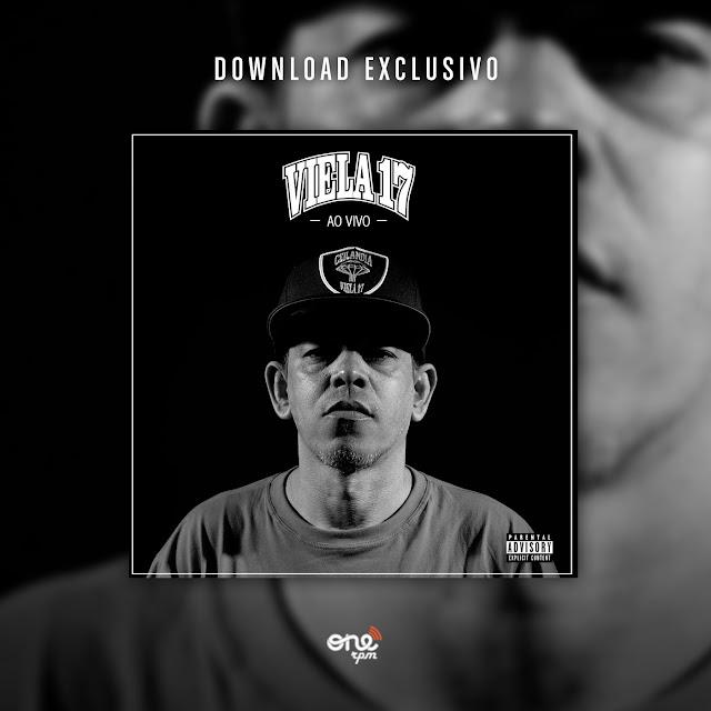 Amanhã tem pré-lançamento com download gratuito do álbum Viela 17 Ao Vivo
