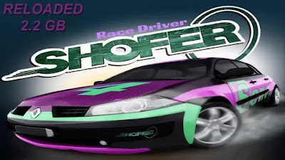 Free Download Game SHOFER Race Driver Pc Full Version – Reloaded Version 2015 – Multi Links – Direct Link – Torrent Link – 2.34 GB – Working 100% .