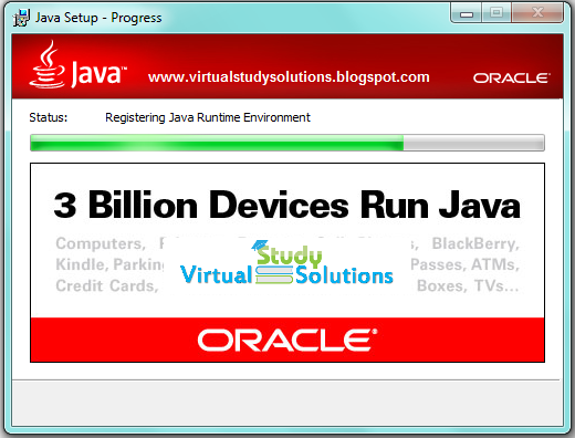 JDK Installation and Configuration Step 2-5