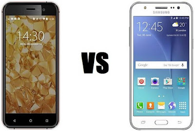 Advan I5A vs Samsung Galaxy J5
