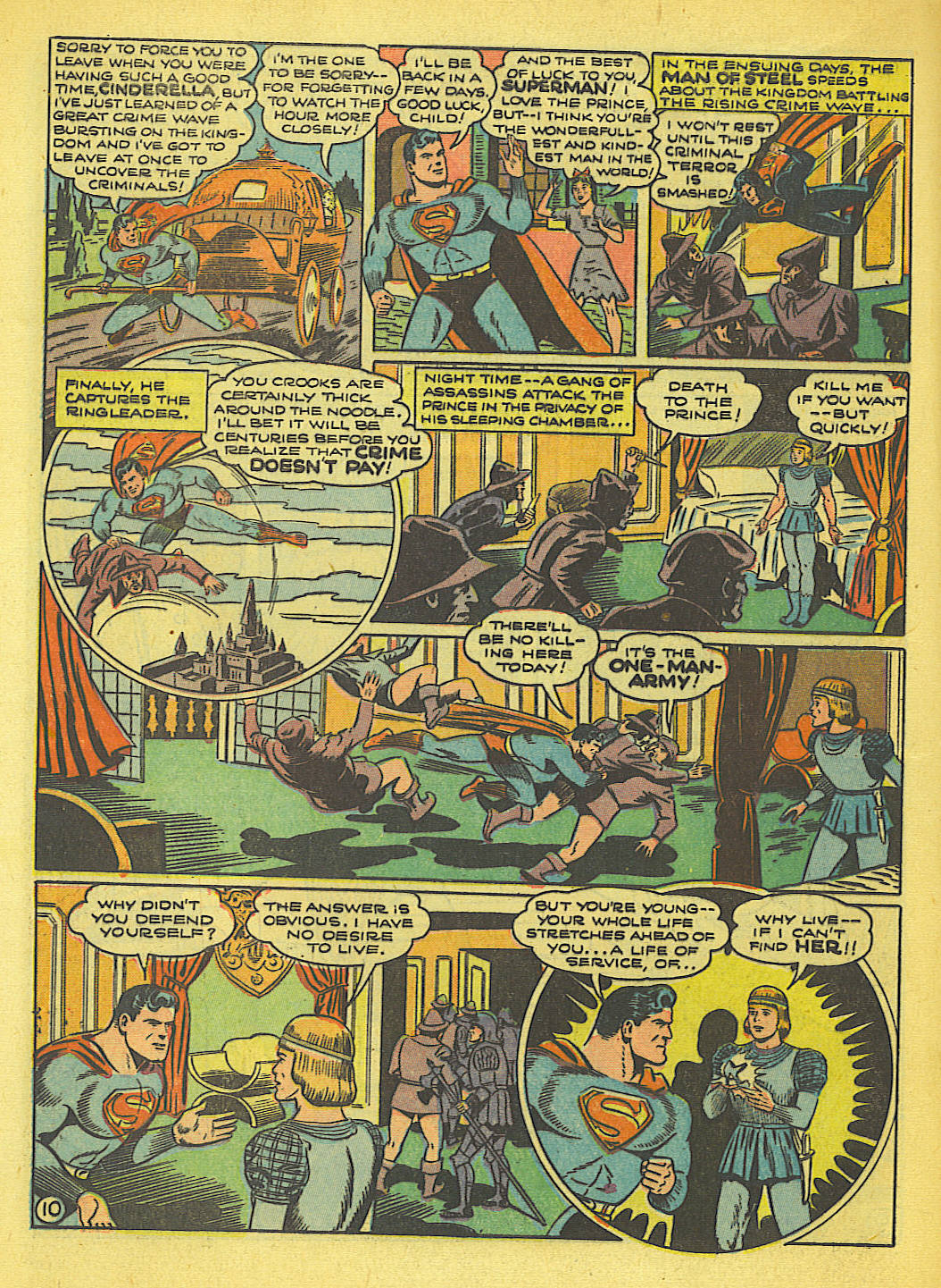Action Comics (1938) 59 Page 10