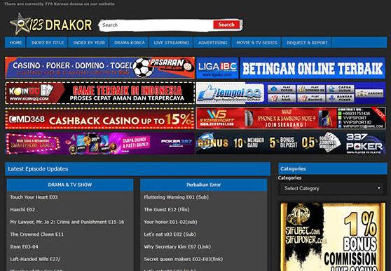 Situs Download Film Korea (Drakor) Terbaru Subtitle Indonesia