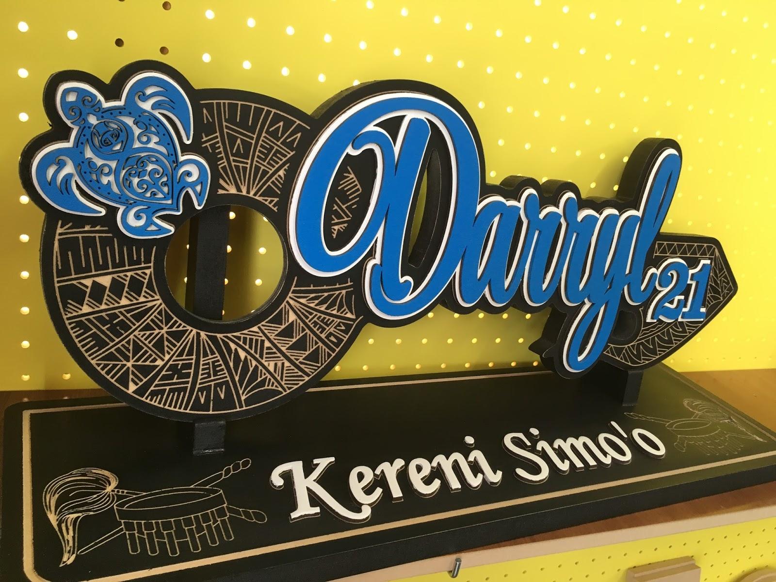 Naji S Craft 21st Key No 161229 Turtle Amp Black