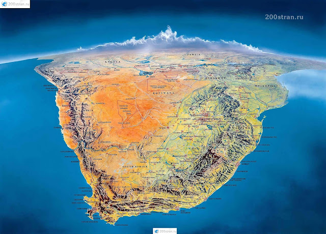 Россия и ЮАР вводят взаимный безвизовый режим с 30 марта