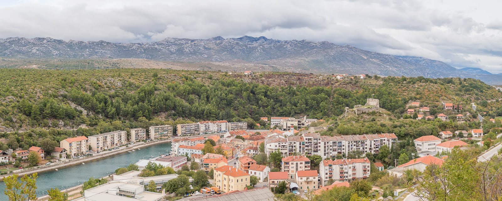 Zrmanja rivière Croatie