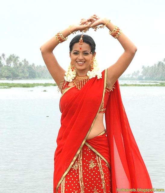 Actress Bhavana Armpit Show Photos