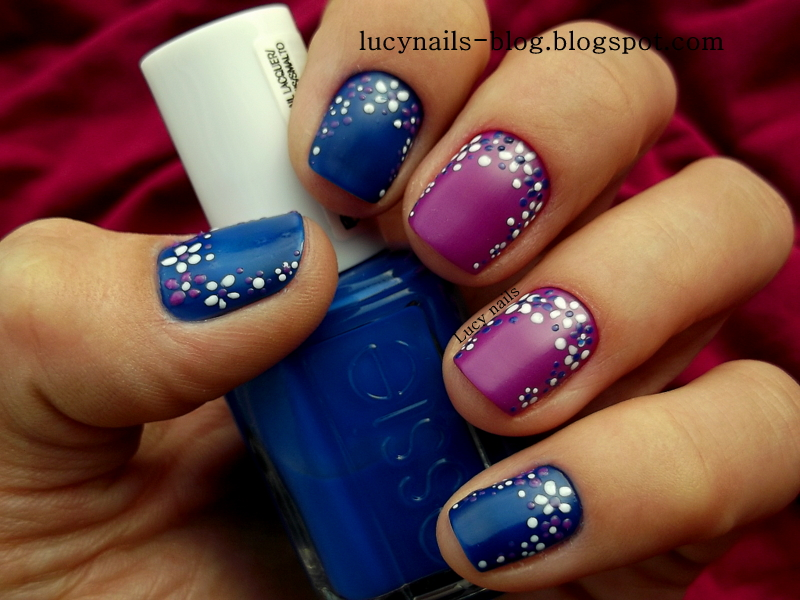 Essie nr 261 - dj play that song  i nr 258- bouncer , it's me