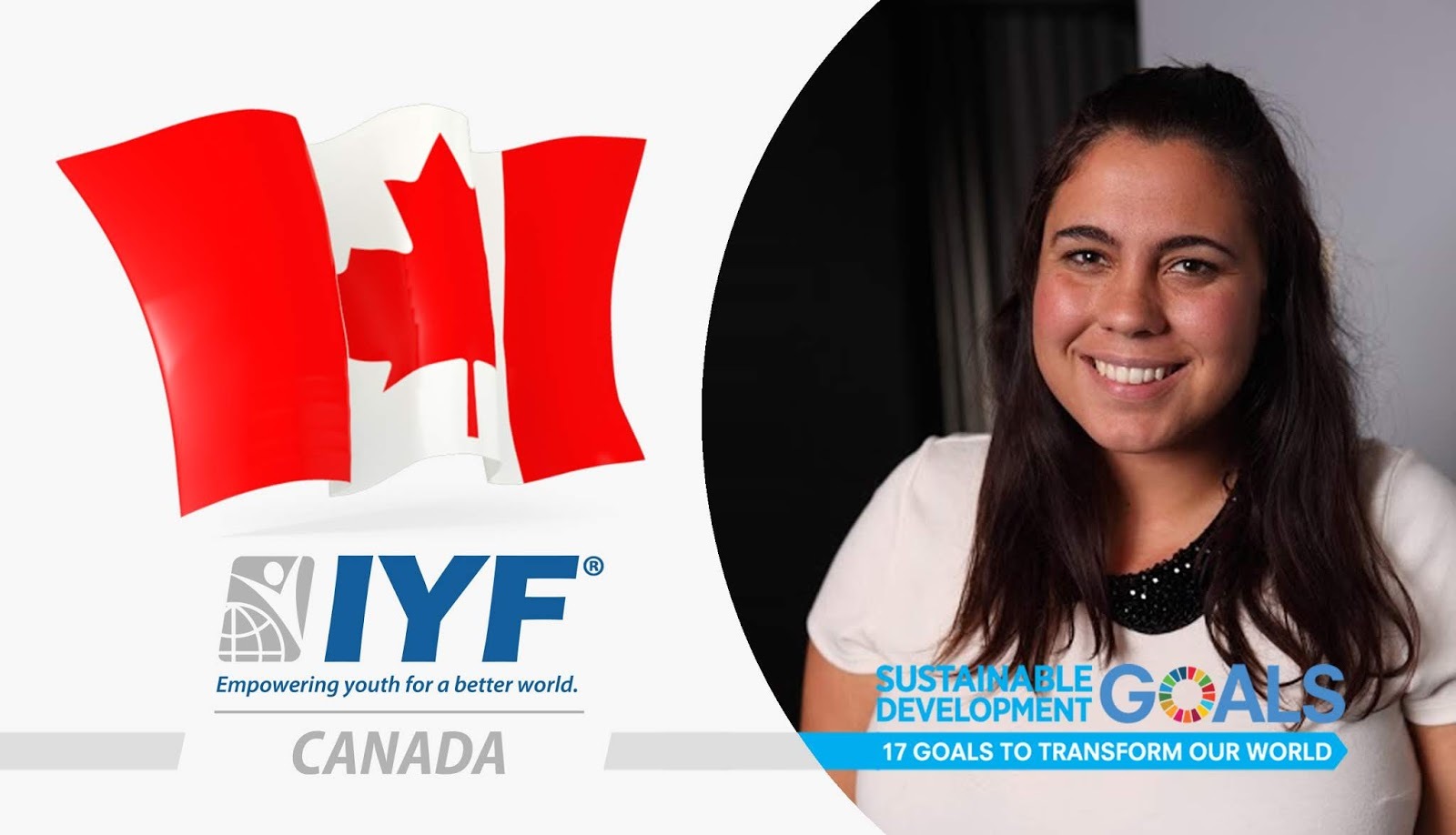 Melissa Fairey, IYF Representative in Canada