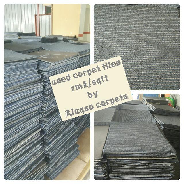 CHEAP OFFICE CARPET-KARPET OFIS MURAH: USED CARPET TILES ...
