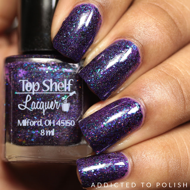 Top Shelf Lacquer Mulled Wine