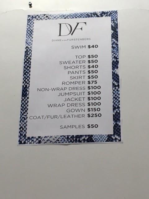 d833ab727d Madison Avenue Spy  DVF Sample Sale Just Isn t the Same