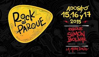 FESTIVAL ROCK AL PARQUE 2015