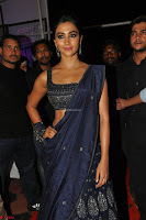 Pooja Hegde choli saree at DJ Duvvada Jaggannadham music launch ~  Exclusive 132.jpg