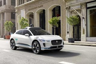 Google ya tiene su fábrica de ensamblaje para los coches autónomos de Waymo