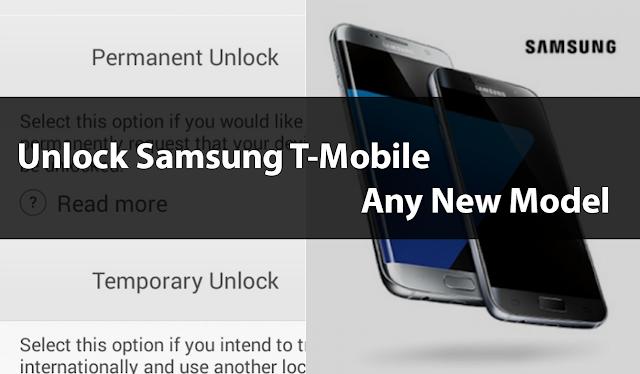 Unlock Samsung S7 Edge