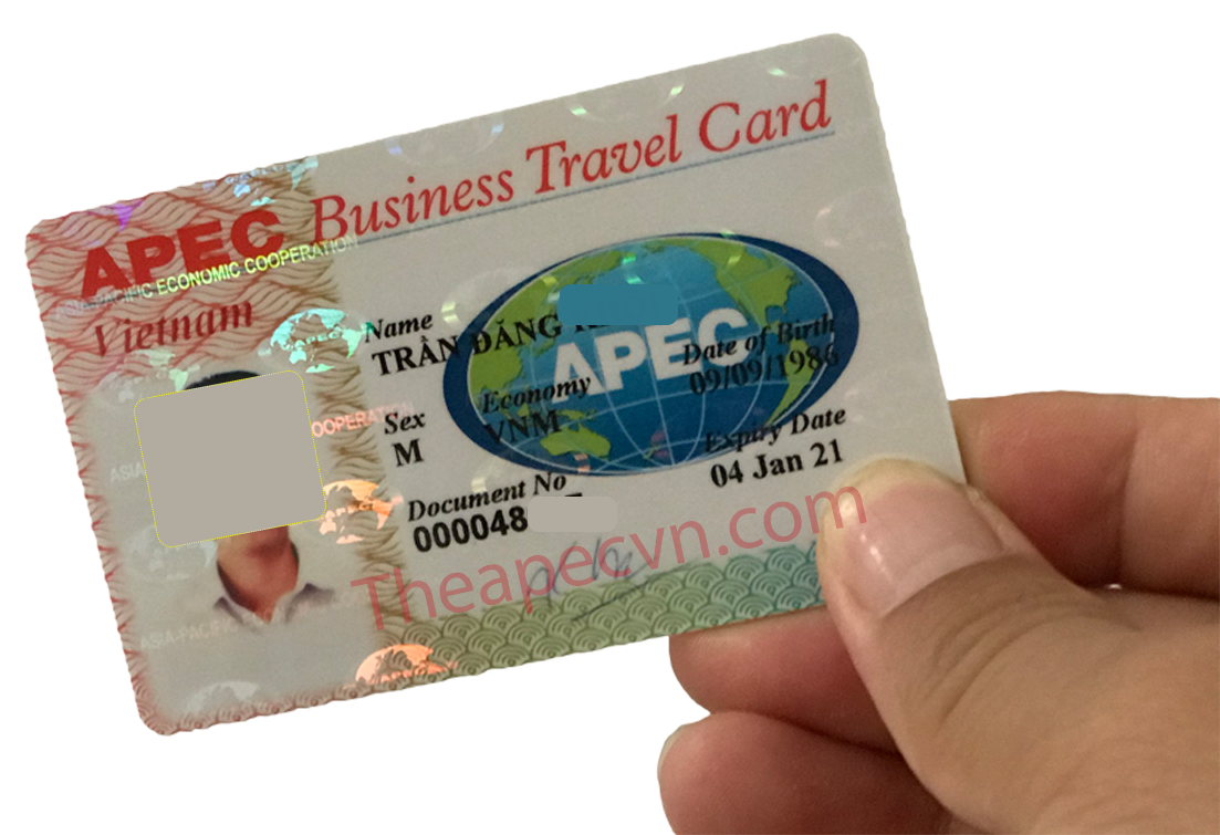 dịch vụ làm thẻ apec tại hồ chí minh