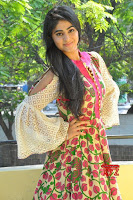 Palak Lalwani looks beuatiful in pink White Anarkali Dress From Juvva Movie Promotions ~  Exclusive Galleries 015.jpg
