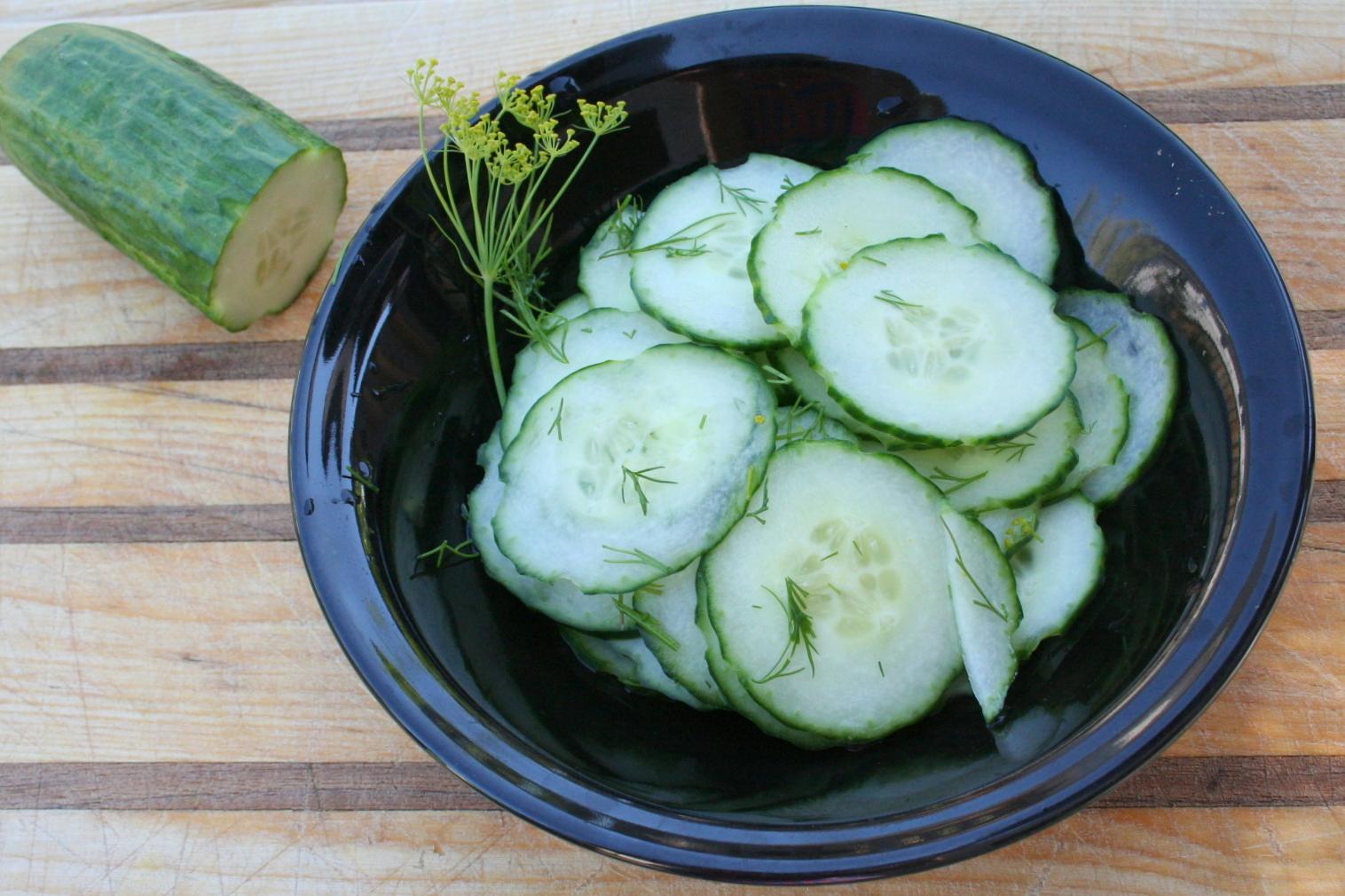 Wife cucumber