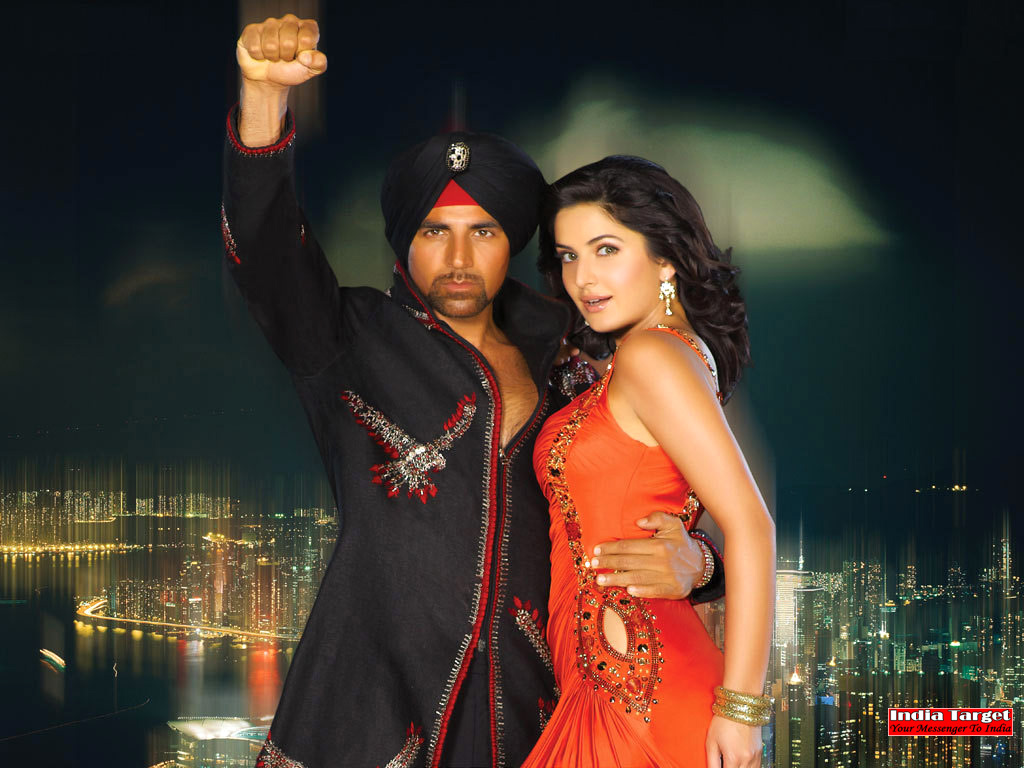 only-katrina: 'Singh Is King' movie Wallpapers