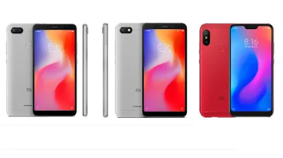 Xiaomi Redmi 6A, Redmi 6, Redmi 6 Pro Launched in India