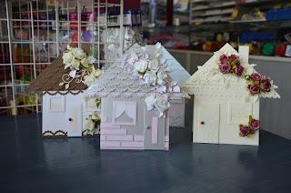 Ślubne domki