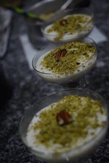Recette du masfouf à la crème, aux fruits secs et dattes (Masfouf el bey)