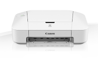 La impresora de inyección de tinta de color Canon Pixma iP2850 A4 es compatible con una amplia variedad de tipos de medios, que incluyen sobres y papel satinado.
