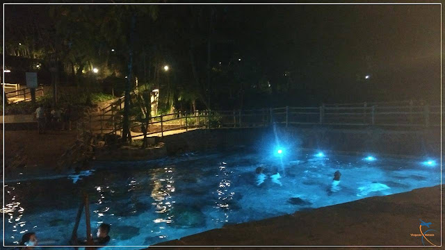 piscinas exclusivas abertas 24 horas Rio Quente Resorts