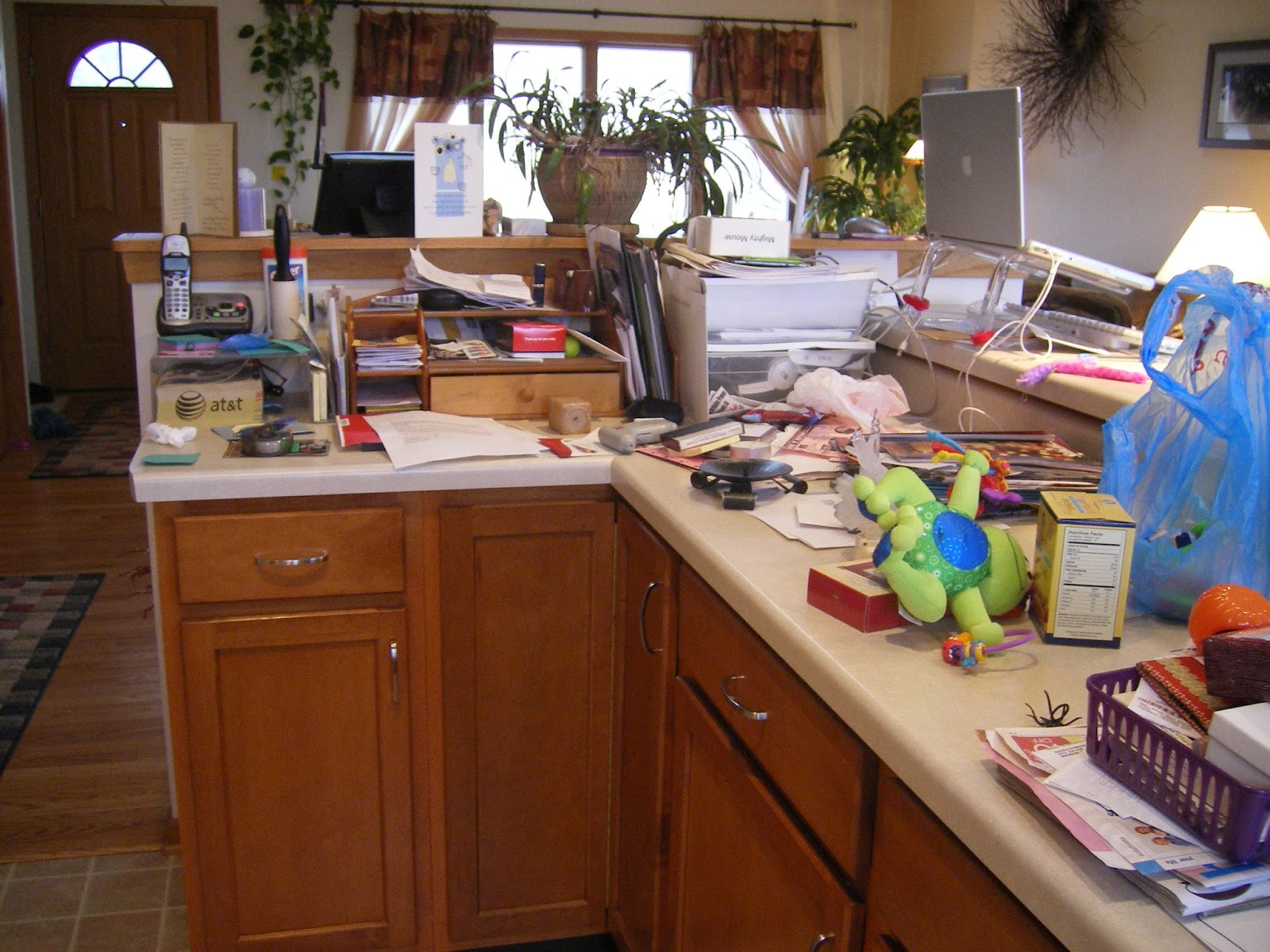 How To Keep Your Kitchen Counters Decluttered