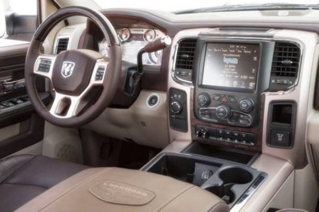 2017 Dodge 3500 Laramie Longhorn Mega Cab