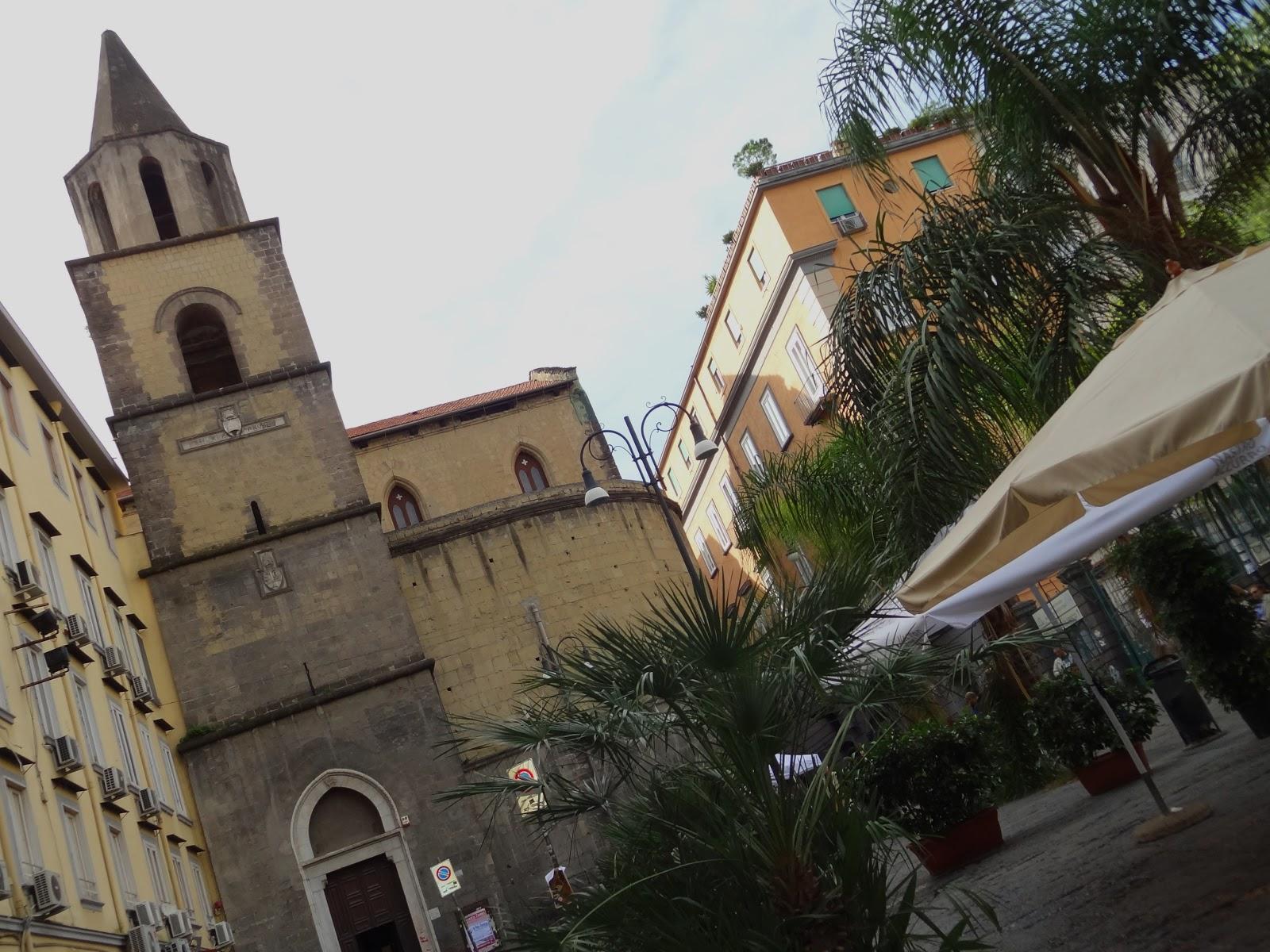 Chiesa di San Pietro a Maiela, Napoli